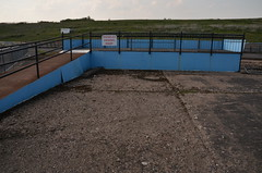 (Sam Tait) Tags: shakespeare raceway avon park long marston derelict urbex abandoned dragstrip drag strip england closed shut stratford upon county racing dragster track blacktop 2 lane rip shakey memories warwickshire sunny easter monday