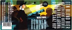 Netherlands - Brouwerij Martinus (Groningen) (cigpack.at) Tags: netherlands niederlande holland groningen brouwerijmartinus bommenberend bier beer brauerei brewery label etikett bierflasche bieretikett flaschenetikett