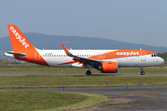 G-UZHH (Harvey's Aviation Images) Tags: guzhh airbus a320neo easyjet egns iom ronaldsway airport isleofman 8268