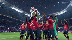 Champions League Winner ! (Skyvlader) Tags: fifa uefa champions league xbox share real madrid manchester united game gaming captures capture photography stark fergusson munich stadium final finale screenshoots career arts ea electronic england