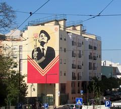 arte e história (Américo Meira) Tags: lisboa graça urbanart arteurbana