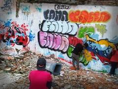 FAMAGraffiti Jakarta Fama FamaTwo Crime... (UK Graff) Tags: graffiti uk graff