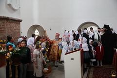 38. Пасхальная вечерня в соборе г. Святогорска 28.04.2019