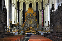 Amiens Somme, Picardie ( photopade (Nikonist)) Tags: cathédrale france gotique nikon reims amiens picardie somme apple architecture affinityphoto moyenage monument chœur dxoviewpoint3 nikond70 nikon1870mmf3545
