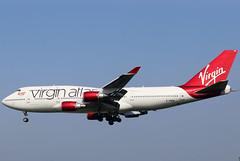 G-VROM_01 (GH@BHD) Tags: gvrom boeing 747 744 b744 b747 747400 vr vir virginatlanticairways bfs egaa aldergrove belfastcityairport jumbo aircraft aviation airliner