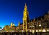 Munich photowalk (werner boehm *) Tags: wernerboehm marienplatz bluehour frauentürme