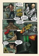 Page_59 (ponchara80) Tags: comic page illustration draw love romance story comix comics digital art sheet fantastic fun funny
