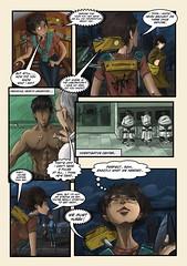 Page_57 (ponchara80) Tags: comic page illustration draw love romance story comix comics digital art sheet fantastic fun funny