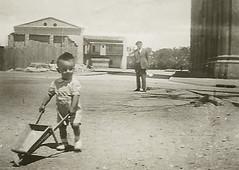 Plaza del Pilar 1946 (GAZA - Gran Archivo Zaragoza Antigua) Tags: 1946