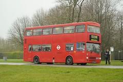 M394 GYE394W (PD3.) Tags: london transport mcw metrobus m394 m 394 gye394w gye 394w south east bus buses coach coaches festival kent showground maidstone detling preserved