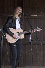 Emily Lockett (MarSan Photos) Tags: acoustic canonef70200mmf28lis canoneos1dmarkiv cheshire concert countrymusic emilylockett england folkmusic guitar music musician performance rangos singer stringedinstrument winsford
