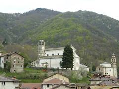 Pamparato (Cuneo) (Marco M82) Tags: piemonte piemont paesaggi panorama piedmont cn nature natura montagna mountain chiesa alberi albero landscape valcasotto visitpiedmont