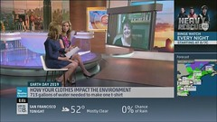 Stephanie Abrams and Jen Carfagno (26) (babetv) Tags: stephanie abrams jen carfagno weather channel women legs hot sexy