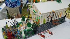 """12 (""""Big Daddy"""" Nelson) Tags: leahi hawaii waikiki aquarium fish lego event afol"""