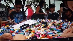 """19 (""""Big Daddy"""" Nelson) Tags: leahi hawaii waikiki aquarium fish lego event afol"""