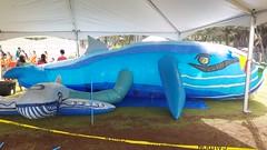 """21 (""""Big Daddy"""" Nelson) Tags: leahi hawaii waikiki aquarium fish lego event afol"""