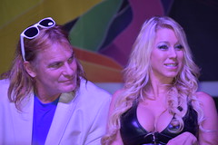 Evan Stone and Katie Morgan (hootervillefan) Tags: 2018 exxxotica edison nj porn star exo