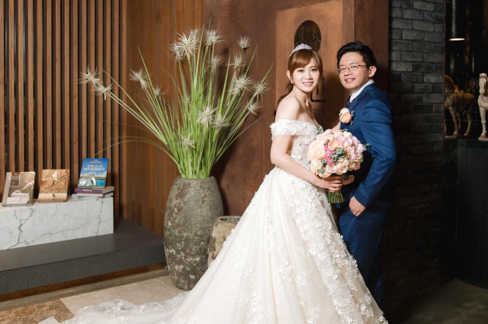台南婚攝 桂田酒店 C & J 091