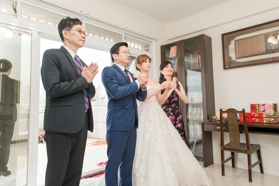 台南婚攝 桂田酒店 C & J 024