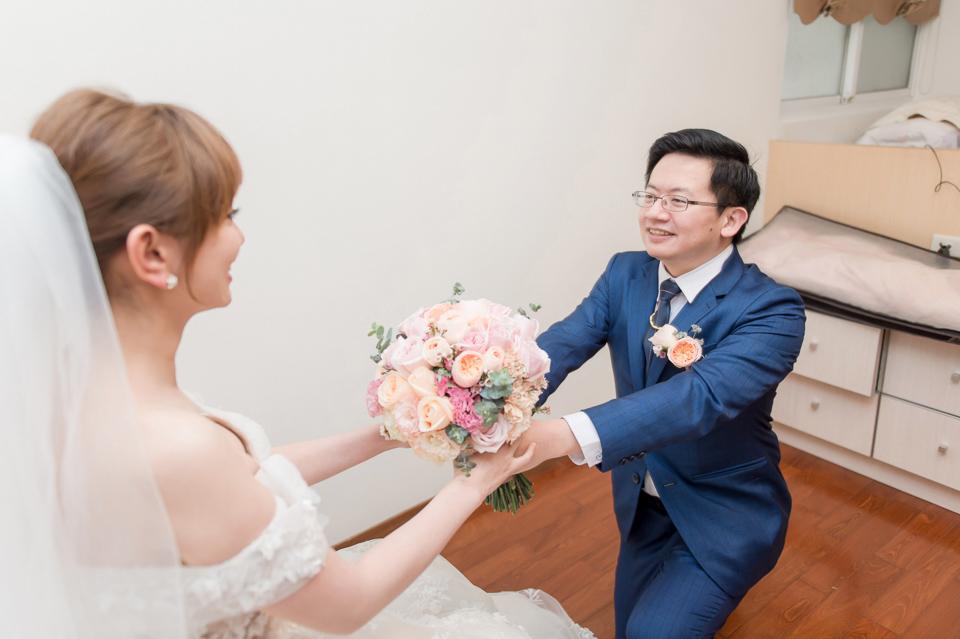 台南婚攝 桂田酒店 C & J 022