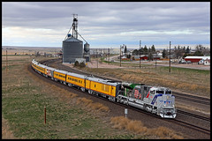 UP 1943 (golden_state_rails) Tags: up union pacific 1943 up1943 spirit military pine bluffs wy wyoming sidney subdivision overland route heritage passenger special