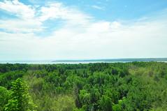 Route 138 au Québec: direction Nord-Est