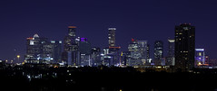 Downtown Houston (Werehusky 7) Tags: houston texas canon60d