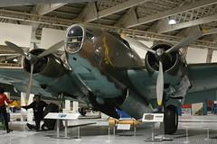 Lockheed Hudson IIIA (A16-199) (Bri_J) Tags: rafmuseum hendon london uk museum airmuseum aviationmuseum aircraft nikon d7500 lockheedhudson lockheed hudson a16199 wwii 13sqn raaf royalaustralianairforce coastalreconnaissance