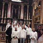 Chiesa della 'SS. Trinità' a Torino.