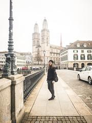 Zurich (Ukelens) Tags: ukelens schweiz zürich grossmünster light lightroom licht lights lighteffects lichter lighteffect lichteffekt lichteffekte lightshow lighttrails schatten shadow shadows iphone7 lightroommobile female frau suisse svizzera swiss switzerland