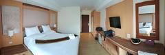 Kitlada Hotel Udon Thani 3 (SierraSunrise) Tags: hotel lodging udonthani thailand isaan esarn bed room interior