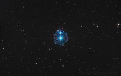 Cat's Eye Nebula - NGC 6543 (Astrolights.de) Tags: planetary nebula cats eye ngc6543 astrophotography astro stars zwoasi183mmpro