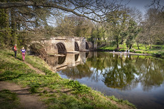 Sunderland Bridge, Co Durham (DM Allan) Tags: sunderlandbridge durham countryside river wear spring