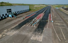 (Sam Tait) Tags: drone dji spark quadcopter shakespeare raceway avon park long marston airfield derelict urbex abandoned dragstrip racing closed shut england stratford upon county drag dragster track strip blacktop 2 lane rip shakey memories warwickshire sunny easter monday