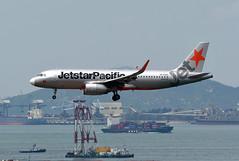 Jetstar Pacific Airlines Airbus A320-232(WL) VN-A565 Sharklets (EK056) Tags: jetstar pacific airlines airbus a320232wl vna565 sharklets hong kong chek lap kok airport