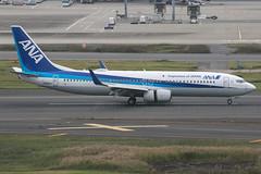 JA68AN B737-800 ANA (JaffaPix +5 million views-thanks...) Tags: ja68an b737800 ana allnippon jaffapix davejefferys tokyoairport japan aircraft airplane aeroplane aviation flying flight runway airline airliner hnd haneda tokyohaneda hanedaairport rjtt planespotting 737 b737 b738 boeing