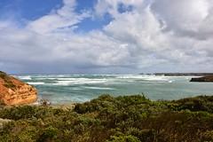 800_4595 (Lox Pix) Tags: twelveapostles australia victoria loxpix loxwerx landscape scenery seas seascape ocean greatoceanroad cliff clouds waves helicopter heritage