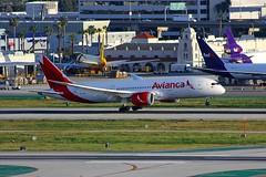 B787 N780AV Los Angeles 22.03.19-1 (jonf45 - 5 million views -Thank you) Tags: airliner civil aircraft jet plane flight aviation lax los angeles international airport klax 787 b787 dreamliner avianca boeing 7878 n780av b788 788