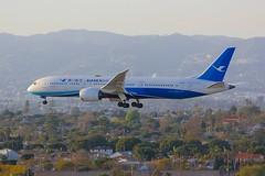 B787 B-1566 Los Angeles 22.03.19-3 (jonf45 - 5 million views -Thank you) Tags: airliner civil aircraft jet plane flight aviation lax los angeles international airport klax 787 b787 dreamliner b789 789 xiamen air boeing 7879 b1566