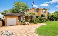 22 Bellevue Drive, Carlingford NSW