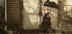 No Rain (Reaghan Resident) Tags: silvanmoondesigns we3roleplay theforge mesh bento event fashion sarisari maitryea lelutka elikatira