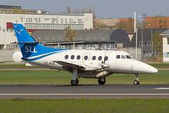 A56A2023@L6 (Logan-26) Tags: british aerospace bae3201 super 32ep espjr msn 949 transaviabaltika tallinn lennart meri airport estonia aleksandrs čubikins jetstream