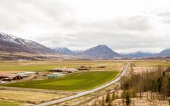 Early spring in valley Eyjafjörður (joningic) Tags: april 2019 eyjafjörður eyjafjarðarsveit eyjafjordur mountains mountain nature northiceland green iceland north heat
