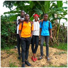 4 etudiants 068 (Gilles_Ollivier_GeO) Tags: sony a7rii abidjan afrique portrait people students
