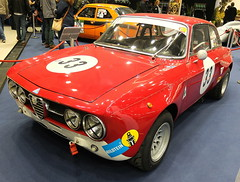 Alfa Romeo 1750 GTAm 1969 (Zappadong) Tags: hamburg motor classics 2018 alfa romeo 1750 gtam 1969 zappadong oldtimer youngtimer auto automobile automobil car coche voiture classic oldie oldtimertreffen carshow