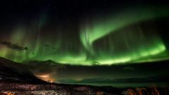 Abisko (Bernie Totten) Tags: abisko sweden arcticcircle arctic aurora northernlights nightshot nikon nikon1424 nkonphotography