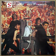 Wayne County & The Electric Chairs - Storm The Gates Of Heaven [1978] (renerox) Tags: waynecounty jaynecounty theelectricchairs 70s punk punkrock newwave lp lpcover lpcovers vinyl records