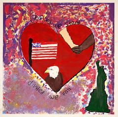 Mosheim Middle School, Mosheim, TN (International Fiber Collaborative, Inc.) Tags: thedreamrocket internationalfibercollaborative saturnvrocket space nasa astronaut conservation aliens twintowers health family diversity glitter christmas newyork nova art environment clean trees water trash planting green people cancer group equality paint flag elementary school home humans agriculture mountain save leader unitedstatesofamerica facebook felt kentucky washington olympic peace presidentobama stars community global kids express explore discover war animal abuse racism religious intolerance