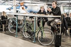 Father & Son (BisonAlex) Tags: europe 歐洲 sony a73 a7iii a7m3 a7 taiwan 台灣 外拍 旅拍 travel 街拍 street streetphoto streetshot holland netherland amsterdam 荷蘭 阿姆斯特丹 airport 機場