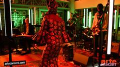 Les Concerts Volants : Angélique Kidjo and Guests (arteconcert) Tags: les concerts volants bertrand belin angelique kidjo tony allen fatoumata diawara institut du monde arabe concert live arte